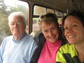 Us on bus