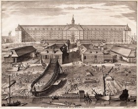 Dutch East India Company Shipyard