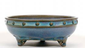 13th Century ceramic bowl, part of the Riasco collection